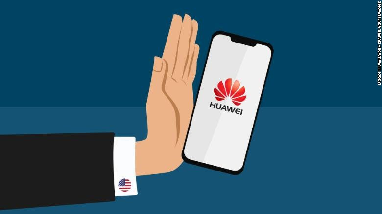 Hơn 130 công ty Mỹ muốn bán hàng cho Huawei nhưng không được cấp phép - Ảnh 1.
