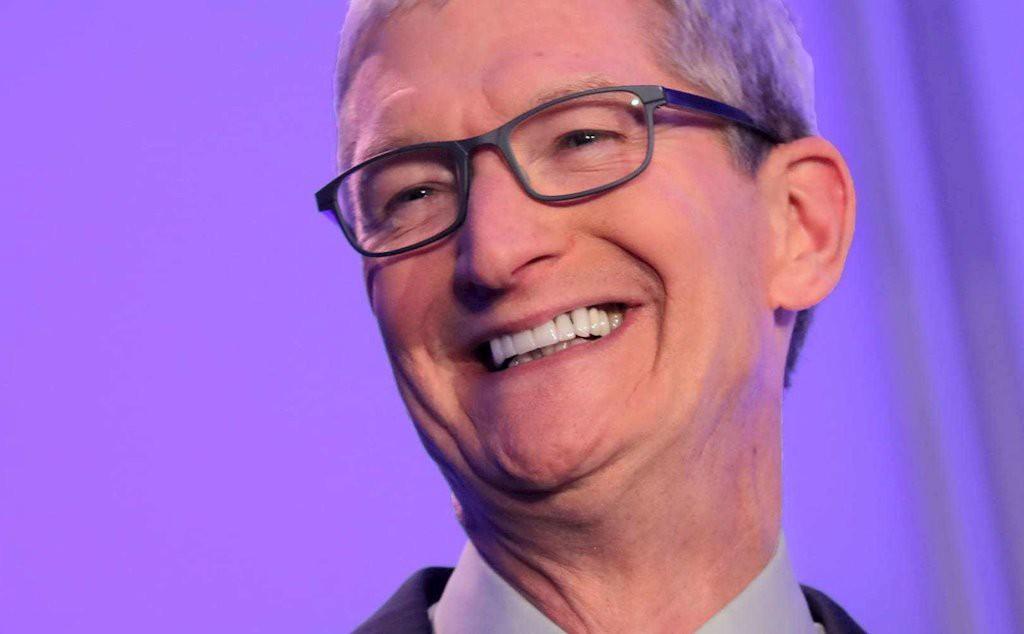 CEO Tim Cook quyên góp từ thiện 5 triệu USD bằng cổ phiếu Apple - Ảnh 1.