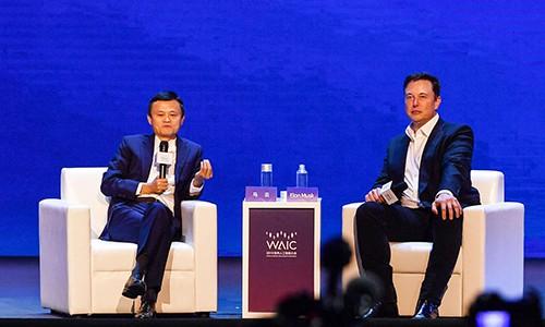 Ông chủ Tesla tranh cãi Jack Ma về trí tuệ nhân tạo - Ảnh 1.