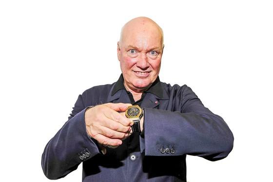 Jean-Claude Biver - Huyền thoại ngành đồng hồ Thụy Sĩ - Ảnh 1.