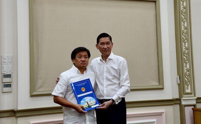 Chủ tịch TPHCM: Sẽ giải quyết cho ông Đoàn Ngọc Hải từ chức - Ảnh 1.