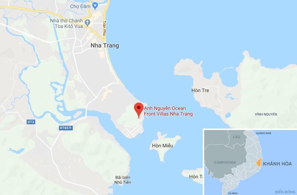 Xẻ núi Nha Trang xây biệt thự biển triệu USD dành cho giới siêu giàu - Ảnh 14.