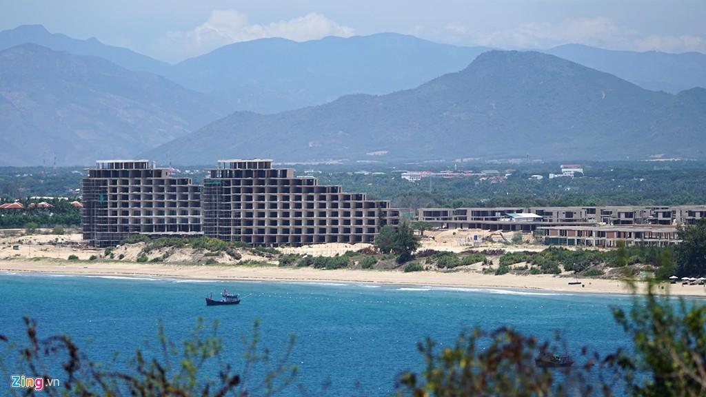 Đại công trường xây dựng hơn 5.000 căn condotel tại Cam Ranh - Ảnh 6.