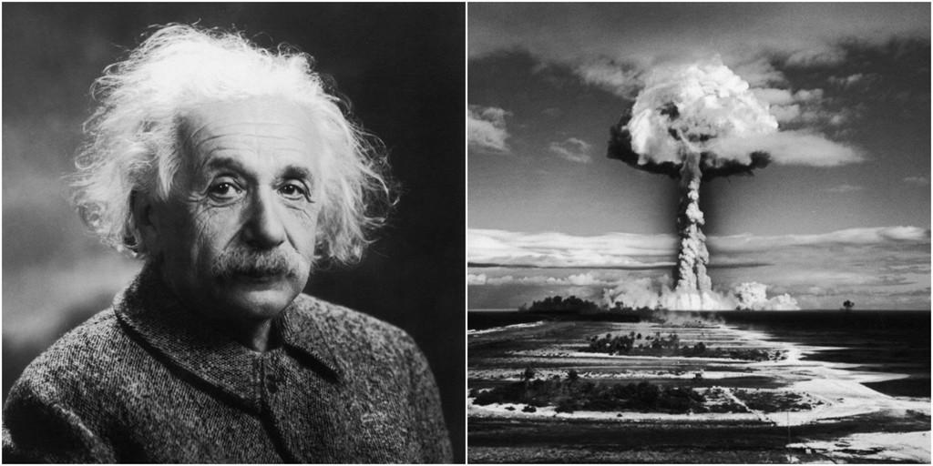 Điều hối hận nhất của Einstein - Ảnh 1.