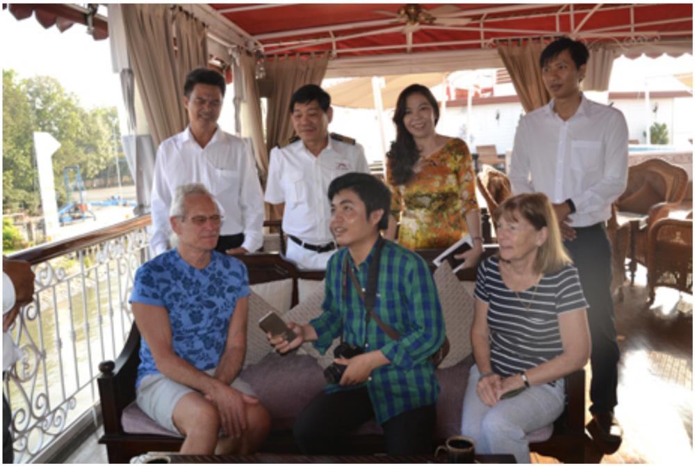 Nữ đại gia Tiền Giang 'trúng' dự án bến du thuyền 665 tỉ đồng - Ảnh 2.
