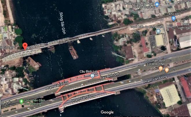 Bảo tồn cầu sắt Bình Lợi 117 tuổi ở Sài Gòn - Ảnh 2.