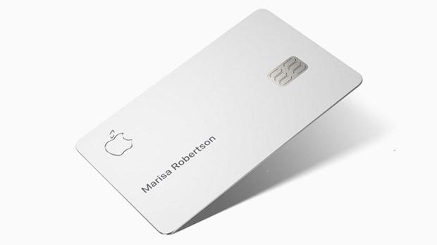 Thẻ tín dụng Apple Card sẽ không được phép mua tiền điện tử - Ảnh 1.