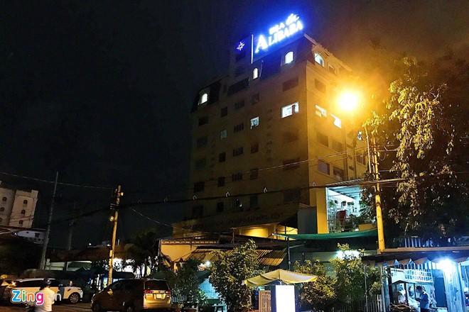 1.700 nhân viên Alibaba ở địa bàn, phường lo lắng xin quận kiểm tra - Ảnh 1.
