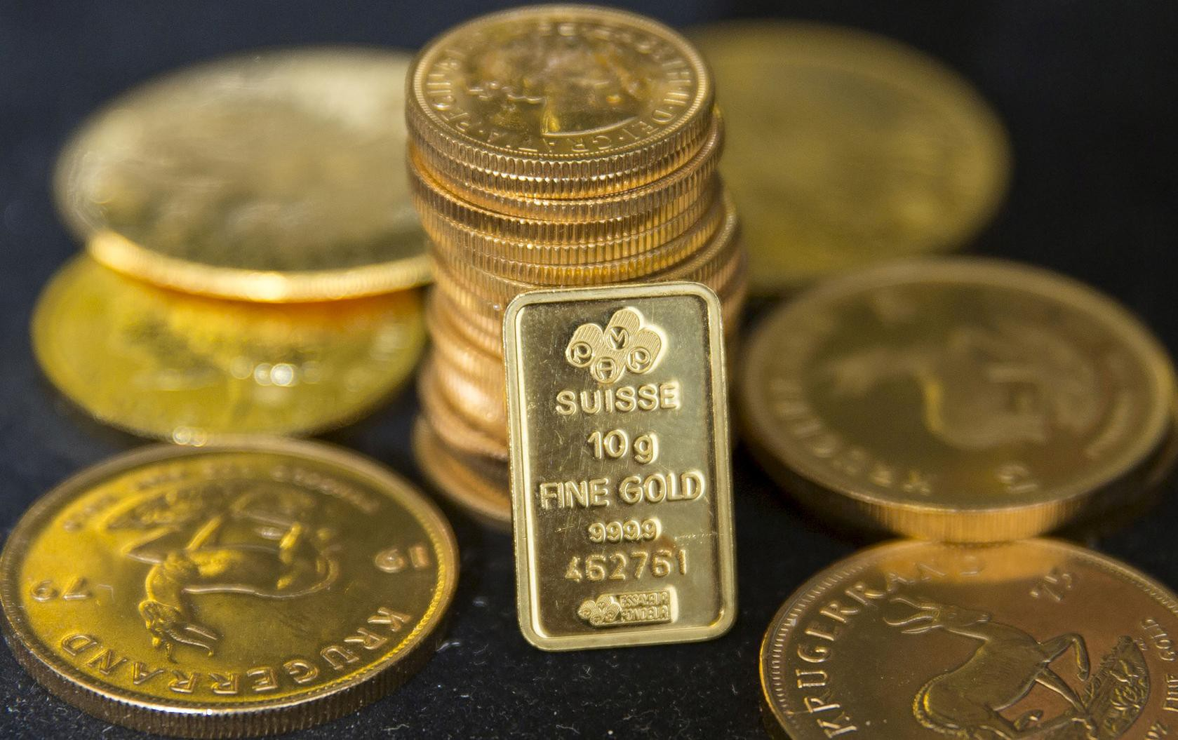 Giá vàng hôm nay 16/3: Tăng sau động thái giảm lãi suất của Fed - Ảnh 1.