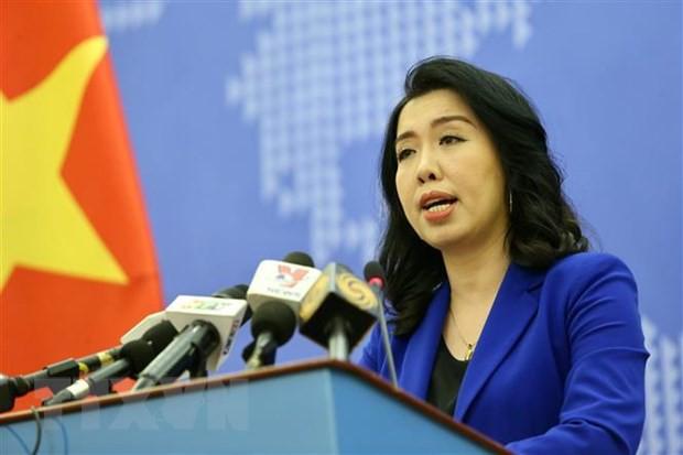 Việt Nam phản đối Trung Quốc tiến hành huấn luyện quân sự ở Hoàng Sa - Ảnh 1.