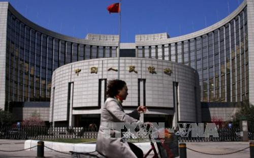 Dự trữ ngoại hối của Trung Quốc tiếp tục giảm mạnh - Ảnh 1.