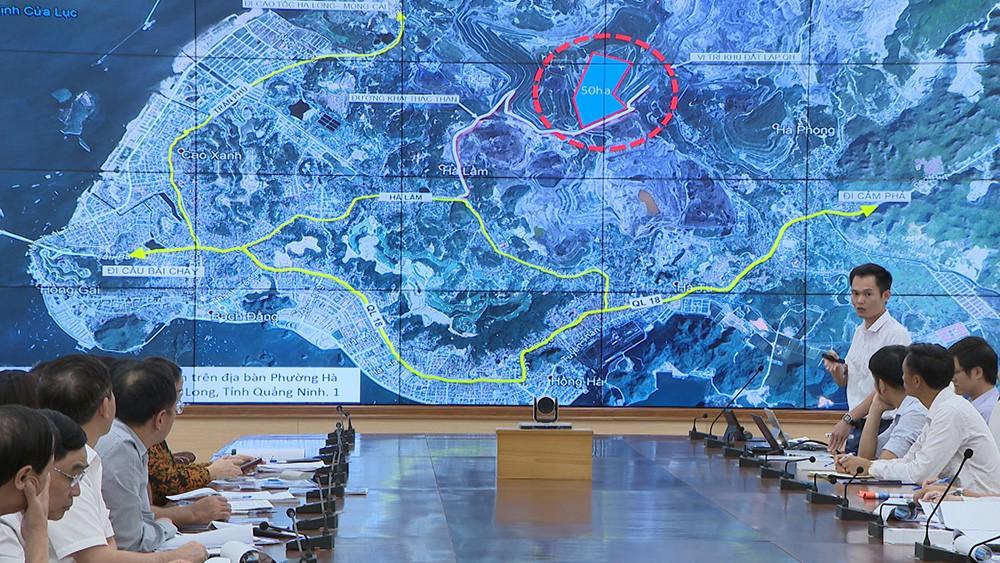Quảng Ninh yêu cầu TKV sớm trả lại đất để FLC làm dự án nghìn tỉ - Ảnh 1.