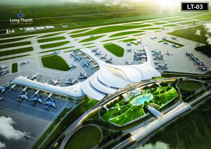 Đề xuất 3 phương án tìm vốn đầu tư sân bay Long Thành - Ảnh 1.