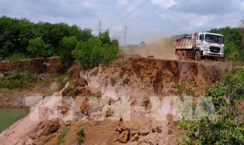 Báo động 'chảy máu' khoáng sản tại Bình Phước - Ảnh 3.