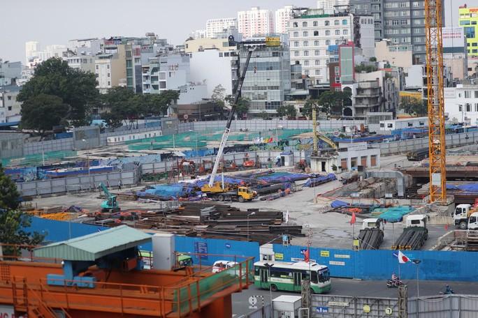 TP HCM khởi động lại dự án đất vàng khu tứ giác Bến Thành - Ảnh 1.