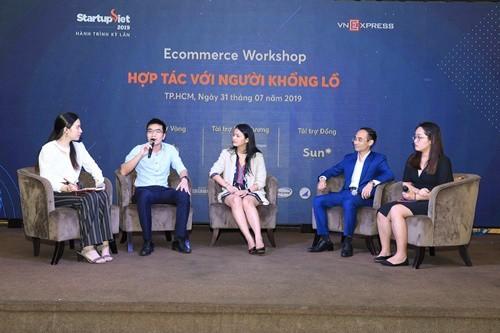 'Startup đừng sợ bị thâu tóm khi hợp tác với doanh nghiệp lớn'  - Ảnh 3.