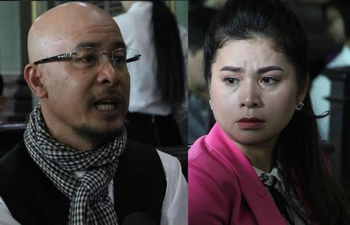"""Ông Vũ và bà Thảo có thể tiếp tục """"đối mặt"""" 3 ngày tại phiên xử phúc thẩm vụ li hôn - Ảnh 1."""