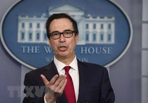 Bộ trưởng Tài chính Mỹ: Nền kinh tế số 1 thế giới vẫn ở điểm sáng - Ảnh 1.