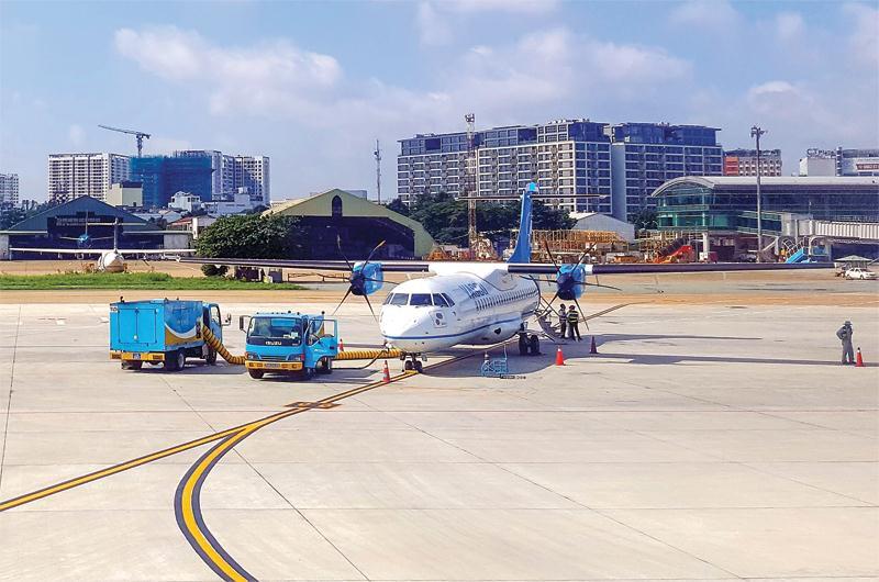 Giải cứu hạ tầng hàng không - Ảnh 1.