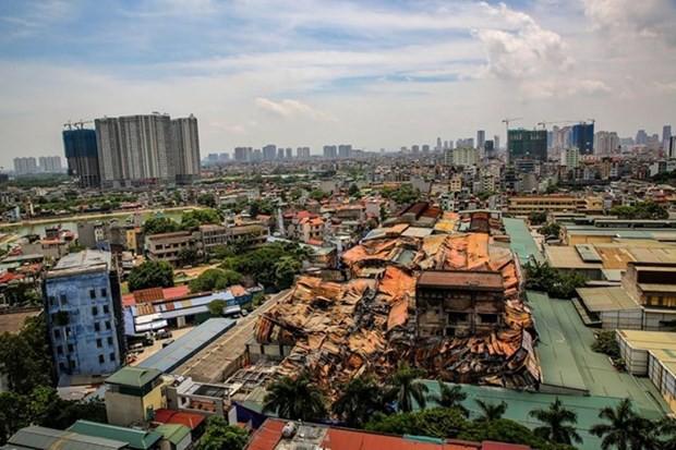 Rạng Đông phải chịu trách nhiệm gì sau vụ cháy khiến dân 'di cư'? - Ảnh 1.