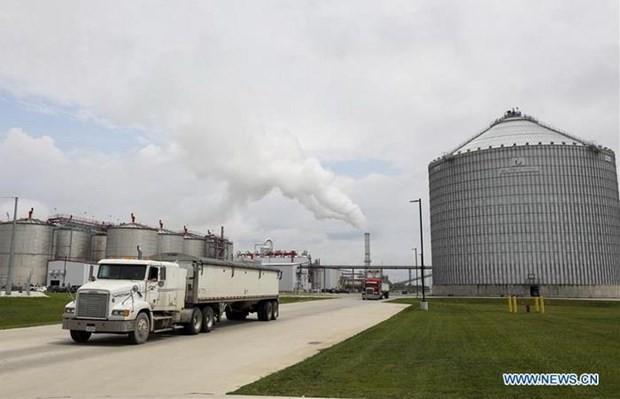 Mỹ nỗ lực đẩy mạnh xuất khẩu ethanol vào thị trường châu Á - Ảnh 1.