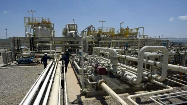 Khánh thành đường ống dẫn dầu xuyên biên giới đầu tiên của Nam Á - Ảnh 1.
