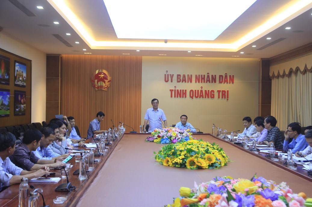 Công ty cổ phần Camimex Group tìm hiểu đầu tư dự án nuôi tôm tại Quảng Trị - Ảnh 1.