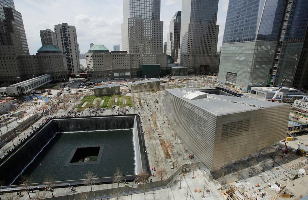 Trung tâm New York hồi sinh ra sao sau thảm họa 11/9? - Ảnh 12.