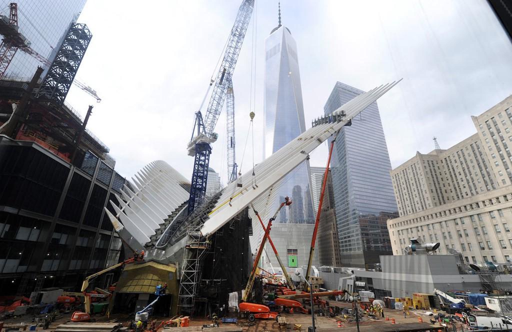 Trung tâm New York hồi sinh ra sao sau thảm họa 11/9? - Ảnh 14.