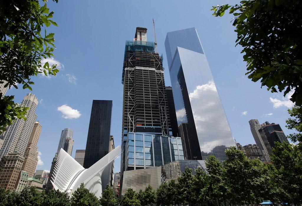 Trung tâm New York hồi sinh ra sao sau thảm họa 11/9? - Ảnh 15.