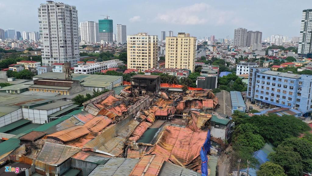 Cận cảnh khu đô thị sát Công ty Rạng Đông có 90% người dân rời đi - Ảnh 2.