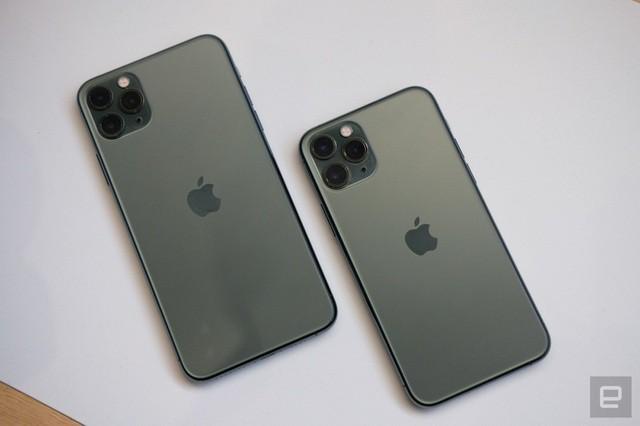 Cận cảnh bộ đôi iPhone 11 Pro và iPhone 11 Pro với cụm 3 camera vừa ra mắt - Ảnh 8.