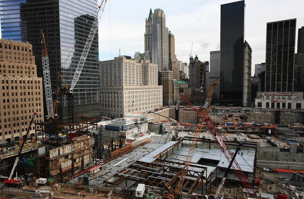 Trung tâm New York hồi sinh ra sao sau thảm họa 11/9? - Ảnh 8.