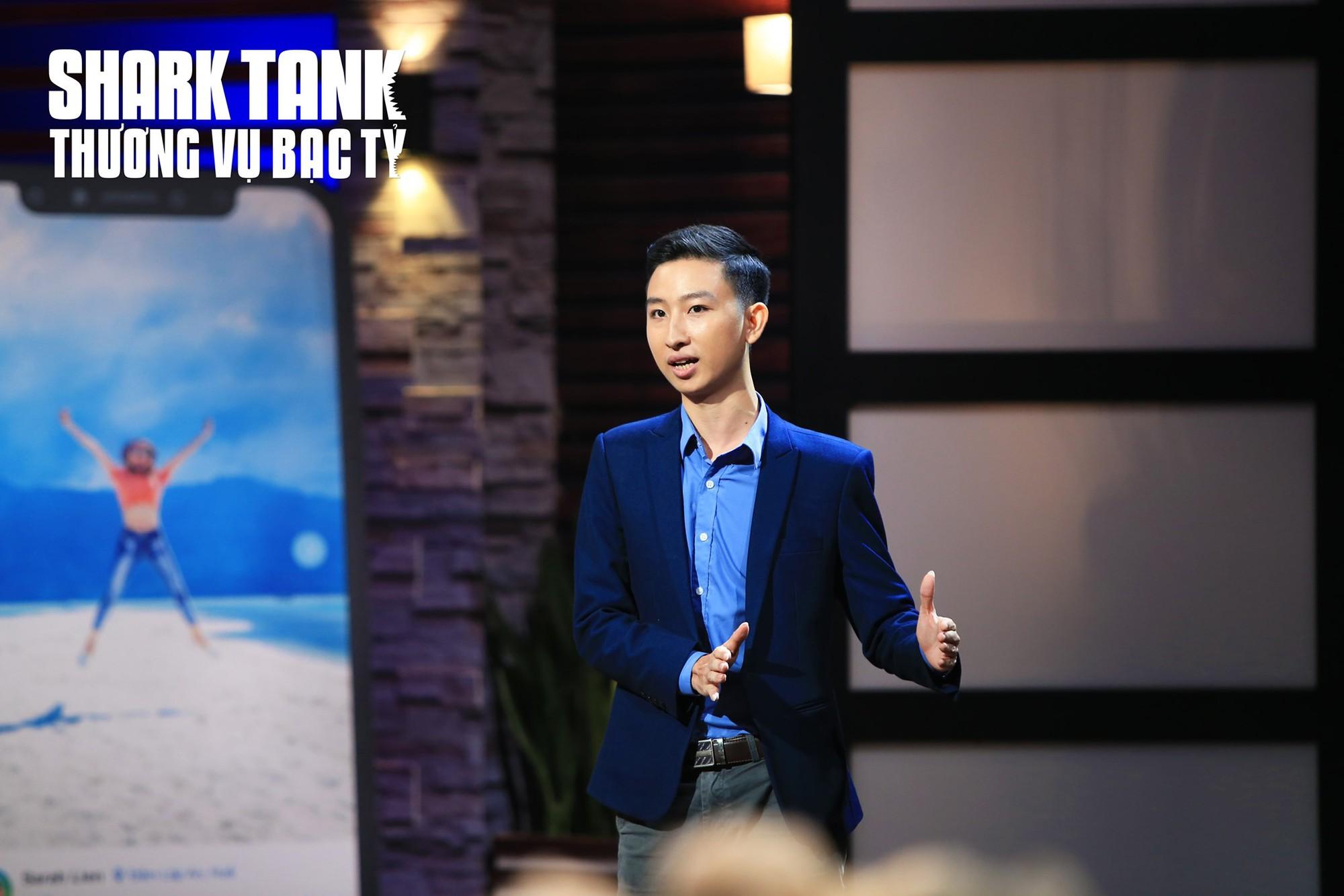 Bán nhà để kinh doanh, chàng kiểm toán viên khiến 3 'cá mập' tranh giành quyết liệt trên Shark Tank Việt Nam - Ảnh 1.