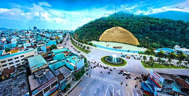 Cựu Bí thư Bình Định cảnh báo nguy cơ khi tạc phù điêu 86 tỉ trên núi - Ảnh 2.