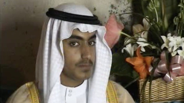 Ông Trump xác nhận con trai bin Laden bị tiêu diệt - Ảnh 1.