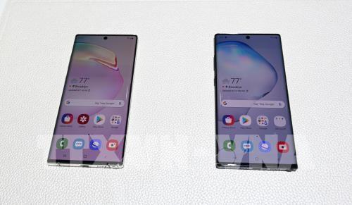 Thị phần điện thoại Samsung tại châu Âu tăng mạnh - Ảnh 1.