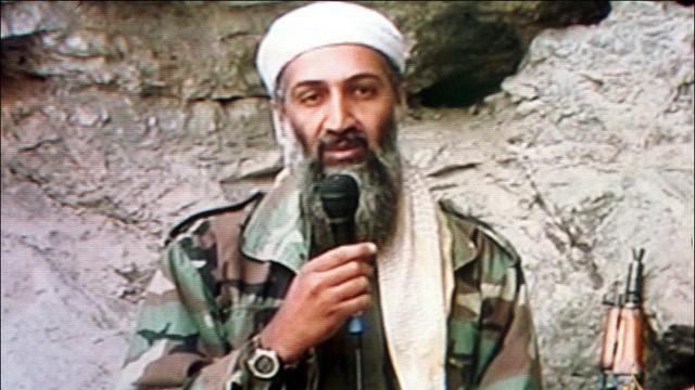 Ông Trump xác nhận con trai bin Laden bị tiêu diệt - Ảnh 2.