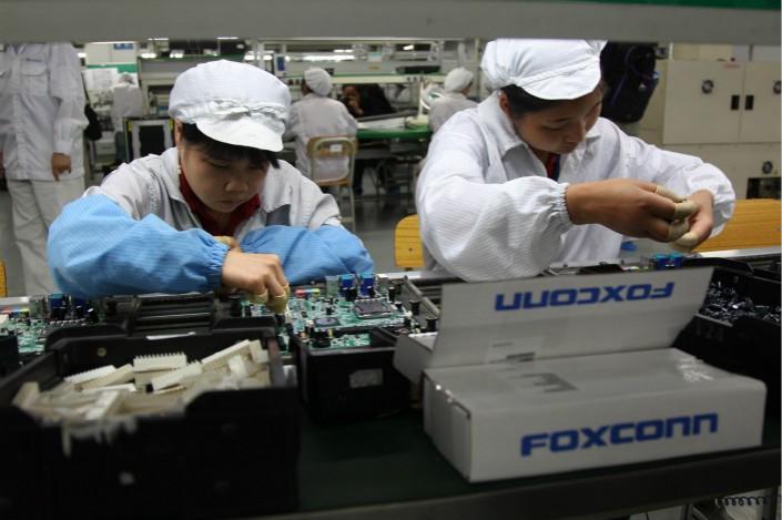 Rót 26 triệu USD, Foxconn chính thức tìm được 'điểm dừng chân tại Việt Nam - Ảnh 1.