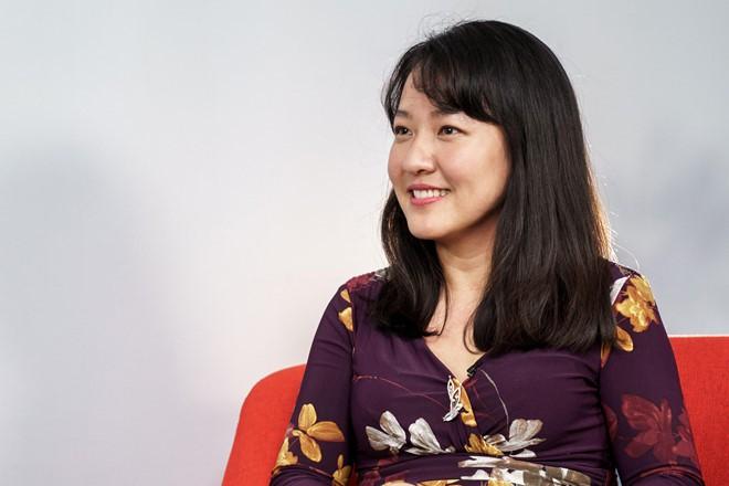Bà Lê Diệp Kiều Trang không còn là CEO Go-Viet - Ảnh 1.