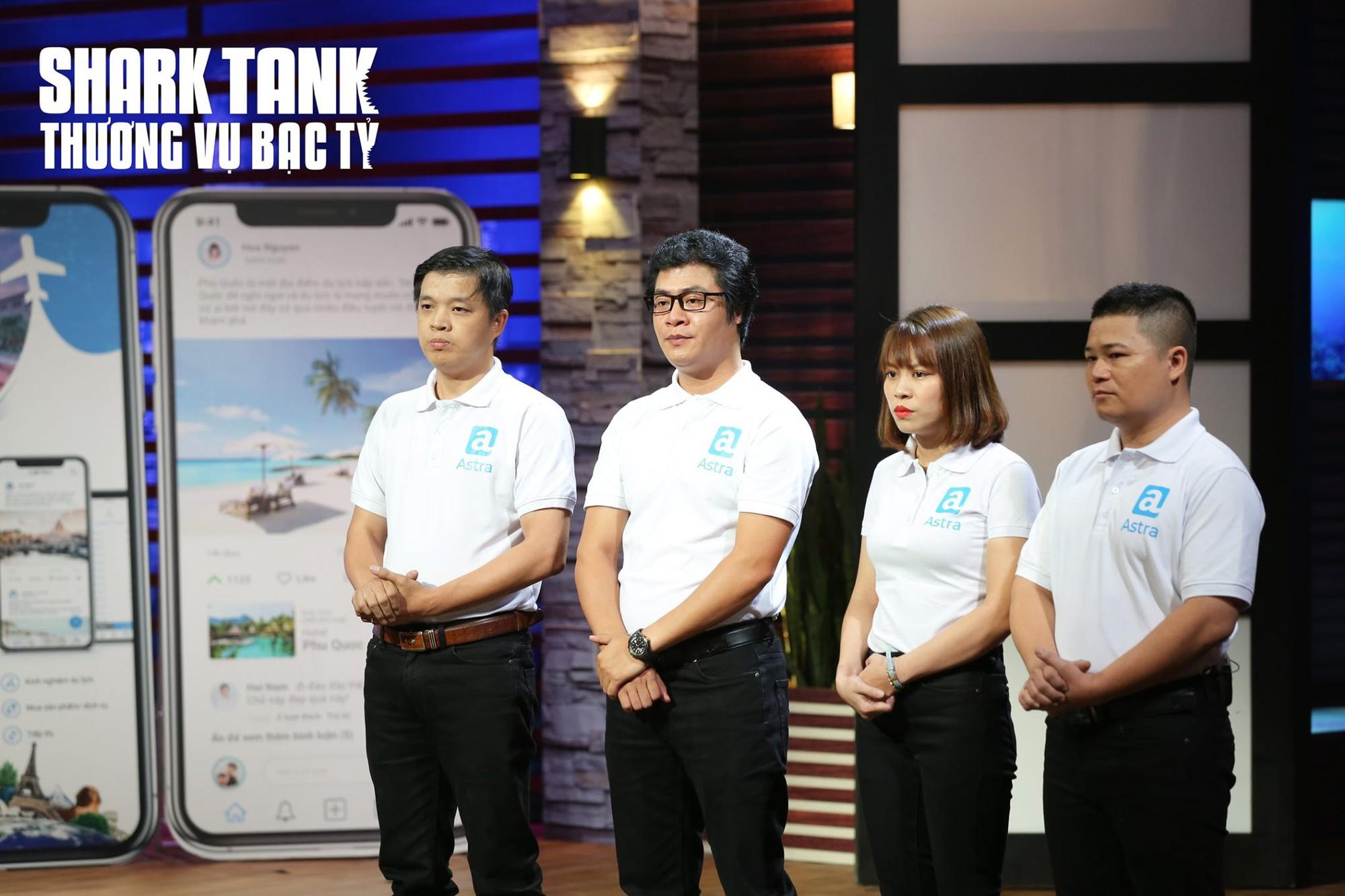 Không người dùng, mạng xã hội du lịch vẫn gọi vốn thành công 1 triệu USD trên Shark Tank Việt Nam - Ảnh 2.