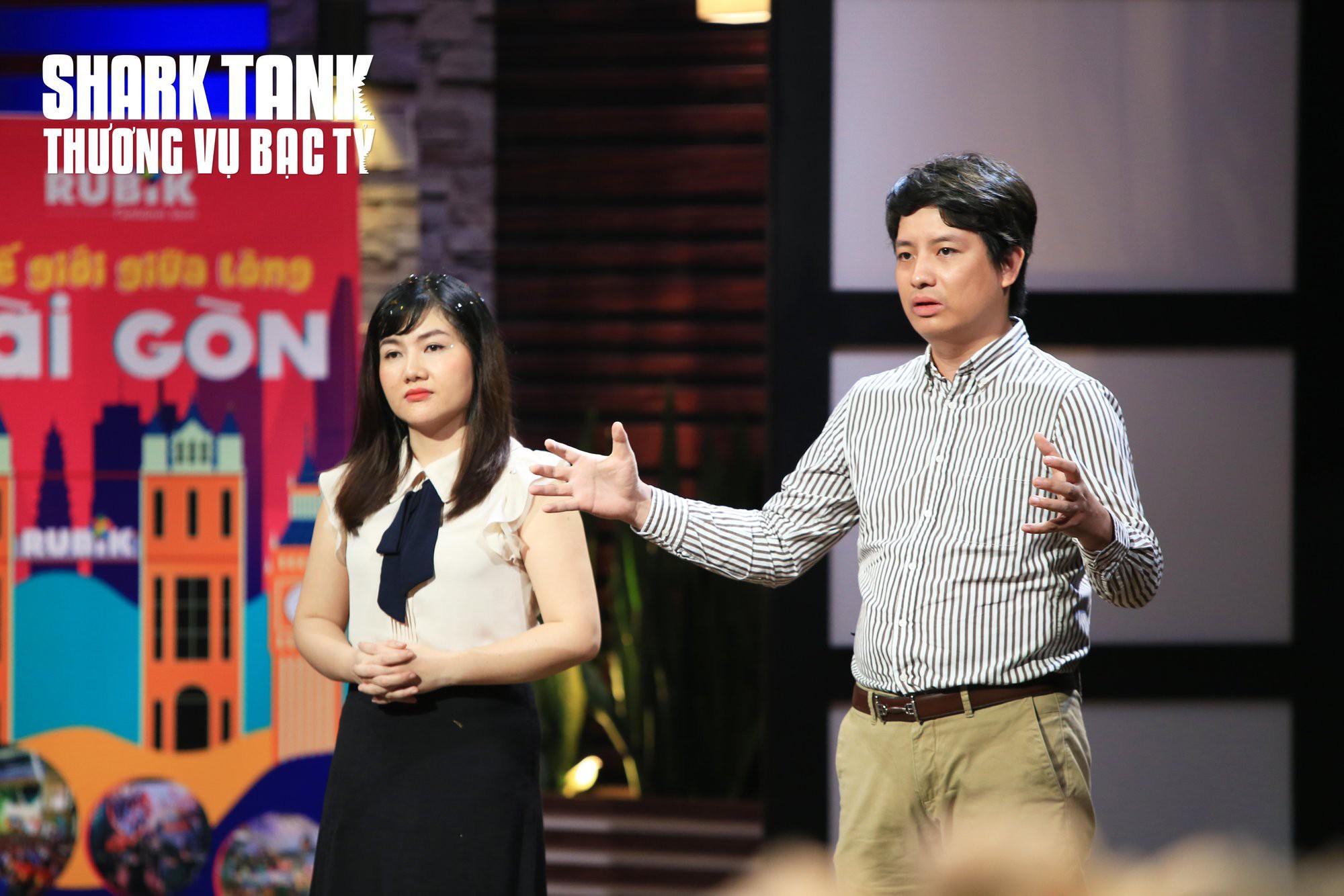 Lên Shark Tank Việt Nam gọi vốn 10 tỉ, startup nhận kết 'đắng' vì định giá không tưởng - Ảnh 2.
