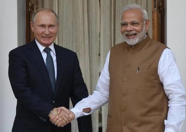 Ấn Độ mở hành lang năng lượng vùng viễn Đông với Nga