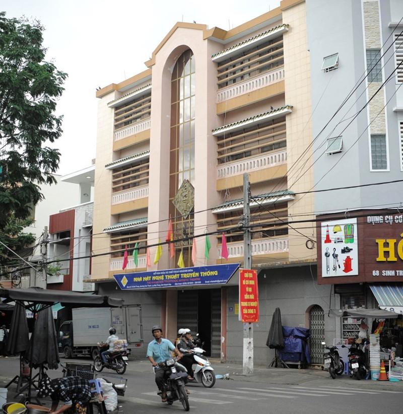 Đất vàng các rạp chiếu phim giao cho tư nhân ở Khánh Hòa - Ảnh 2.