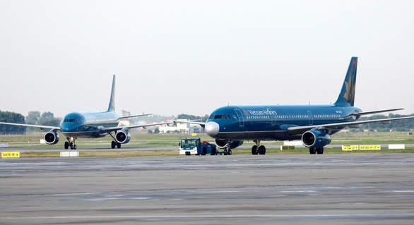 Vietnam Airlines đủ điều Kiện đầu Tư Them 50 May Bay