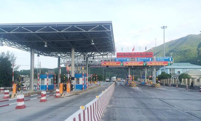 Điều chỉnh mức phí BOT qua trạm Bắc Hải Vân từ ngày 27/9 - Ảnh 2.