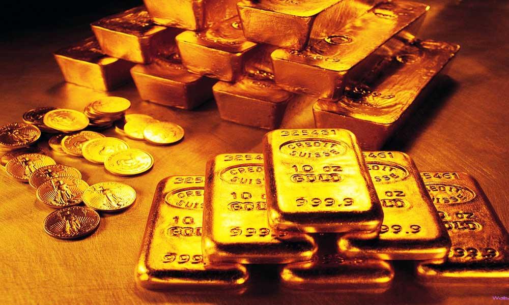 Giá vàng hôm nay 28/4: Giảm trên thị trường quốc tế khi tâm lí đầu tư rủi ro tăng - Ảnh 1.