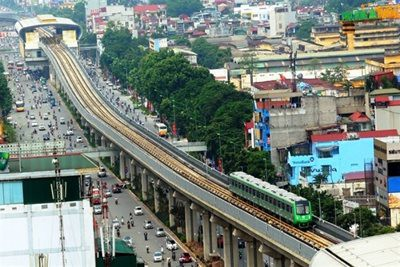 Đường sắt Cát Linh-Hà Đông: Bộ Giao thông nói làm đúng Luật Đầu tư công - Ảnh 1.