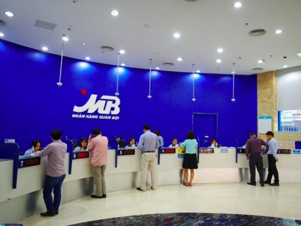 MBBank bị phạt thuế hơn 9 tỉ đồng - Ảnh 1.