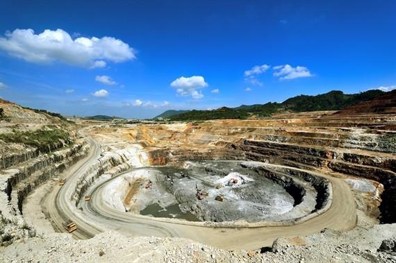 Bộ Công Thương đề nghị cho xuất khẩu hơn 94.000 tấn tinh quặng đồng mỏ Núi Pháo - Ảnh 1.